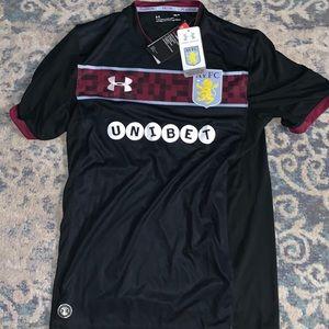 New Under Armour Aston Villa FC Jersey